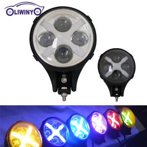led shoot light LW-LH0660 60w for jeep led working light