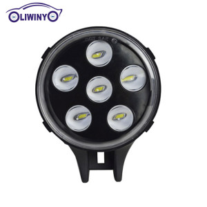 liwiny 12-30v 60w car led shoot light for jeep new working lamp