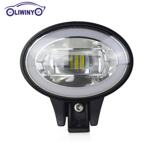 liwiny 10-30v  30w 1440LM car car led shoot light for jeep hottest hood work light