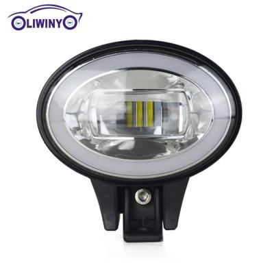 liwiny 10-30v  30w 1440LM car car led shoot light for jeep hottest hood work light