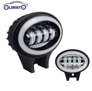 liwiny 10-30v 40W 1920LM car led shoot light for jeep solar work light