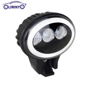 liwiny LW-E130D 30w 1440lm car led light for jeep 10 to 30v cree working light