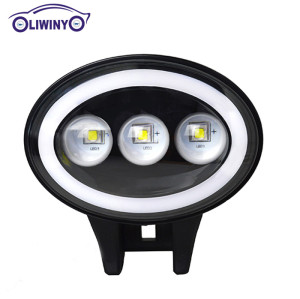 liwiny 10-30v 30W 1440lm car led light for jeep led working light