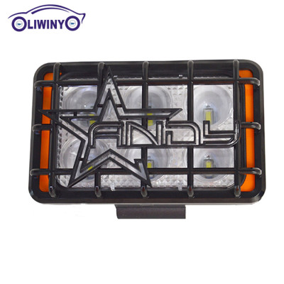 LW-F060AD led shoot light for jeep Super bright led light for off-road vehcles and Construction vehicles