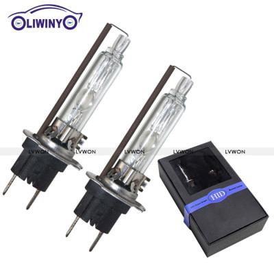 guarantee 100% bulb hid light 35w 12v sigle bulb H3 4th hid automotive lighting