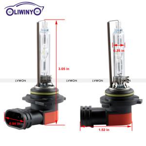 100% Satisfaction Guaranteed car 12v 35w hid lighting 4th 9012 hid lamp bulb