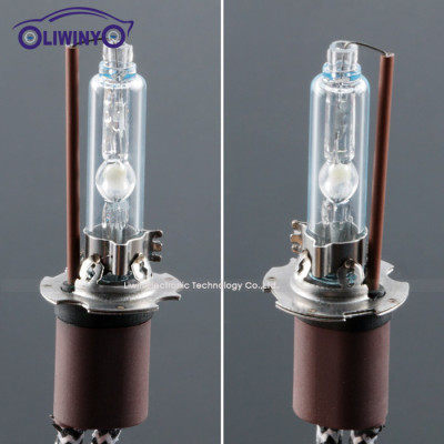 hot selling 12v 35w hid xenon light ac 5th fast start super bright H3 hid headlights cars