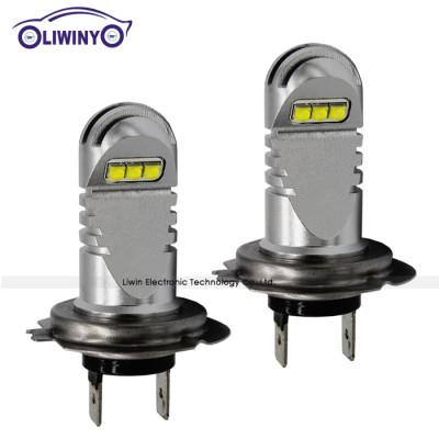 liwiny 12V-24V led fog light 30W F1-H7 led fog lamp for car