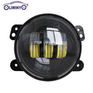liwiny 4.0 inch led fog light 10-30v 30W 1440LM LW-3030AA led car light bulbs