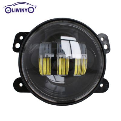 liwiny 4.0 inch led fog light 10-30v 30W 1440LM LW-3030AA led car light bulbs
