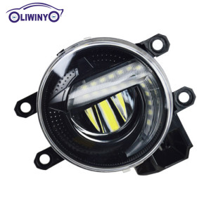 liwiny 4.0 inch led fog light 10-30v 30W 1440LM 3115 day light car led