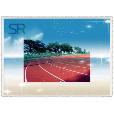 sports surface of  polyurethane