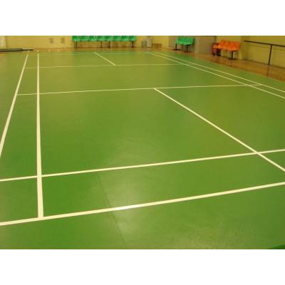 sports court surface