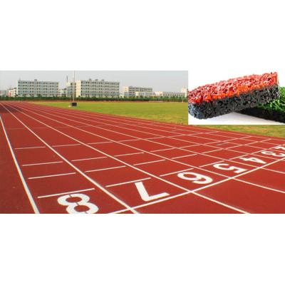 Outdoor Running track