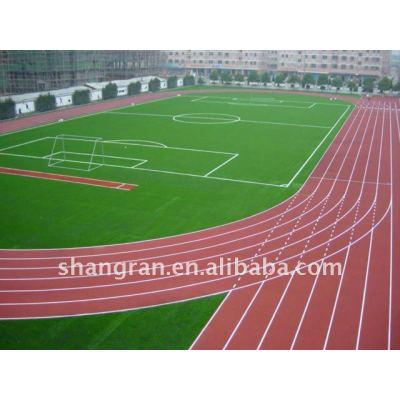 running track material
