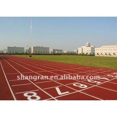 jogging track material