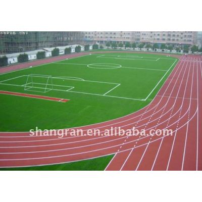 Rubber Running Track materials, adhesive
