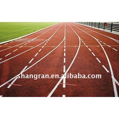 jogging running track material