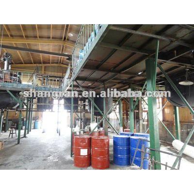 asphalt adhesive manufacture