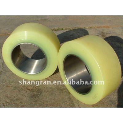 polyurethane prepolymer for pulleys