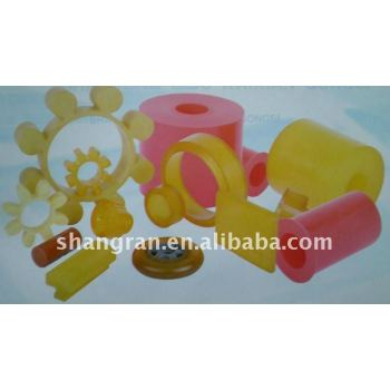 polyurethane prepolymer for machinery part