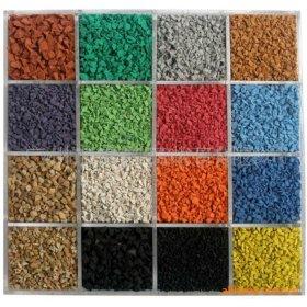 rubber granules