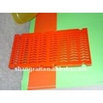 polyurethane material seive plate material