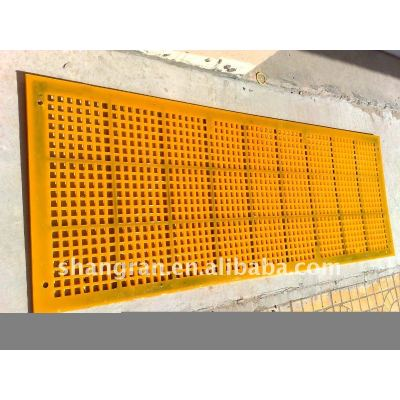 hot sale!! polyurethane material for sieve plate