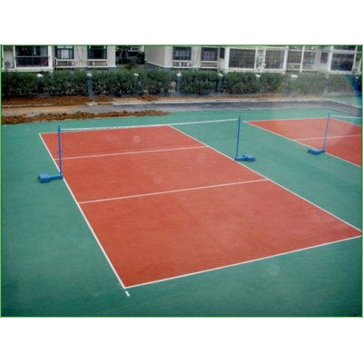 volleyball court flooring