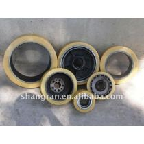 polyurethane cable coating material