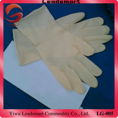 non sterile latex gloves malaysia with AQL1.5