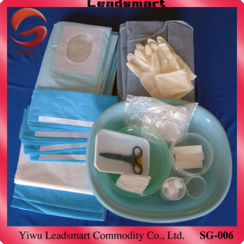 AQL1.5 100%natural disposable surgical gloves prices