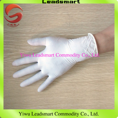 Fast Delivery nitrile gloves powder free A grade gloves