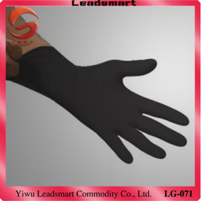 Disposable non sterile medical gloves latex  for dental
