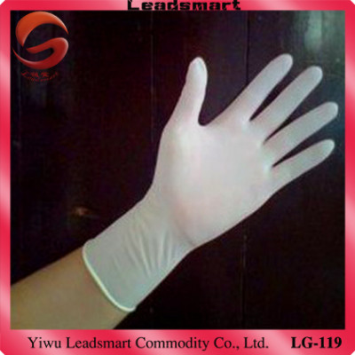 more comfortable latex household gloves for AQL1.5