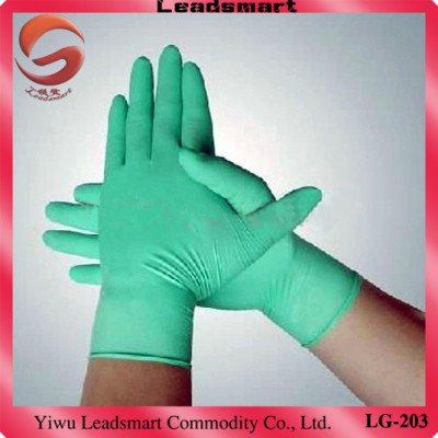 AQL2.5 latex gloves malaysia manufacturer for medical