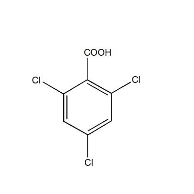 2,4,6-Ttrichlorobenzoic acid