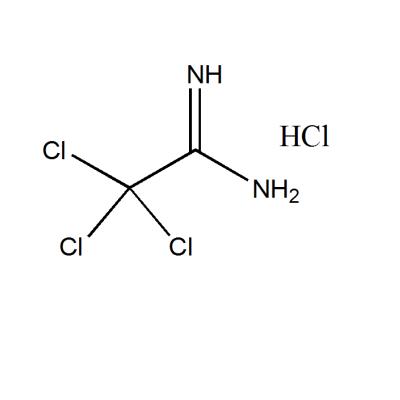 2,2,2-TRICHLOROETHANIMIDAMIDE HYDROCHLORIDE