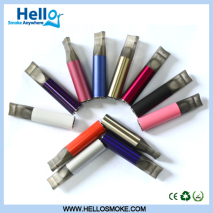 ego cigarette ego t A type atomizer 3ml cartridge