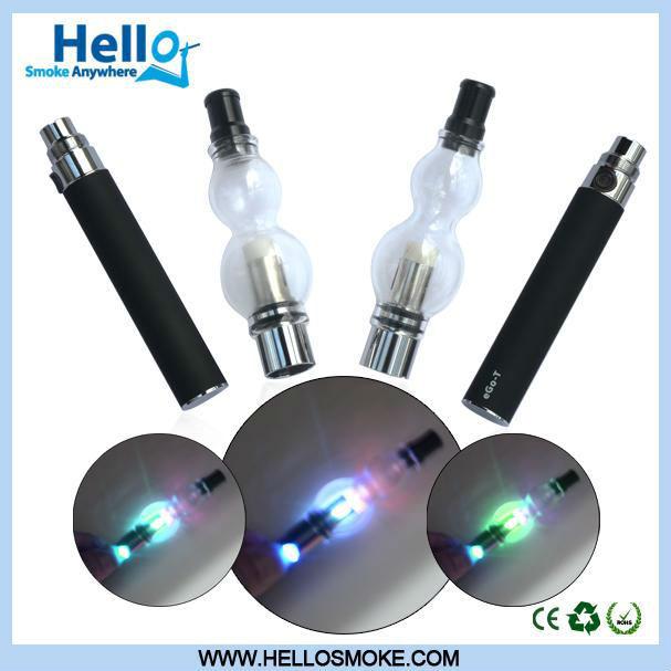2013 новейшие продукты электронная сигарета стеклянный шар распылителя сделано в китае