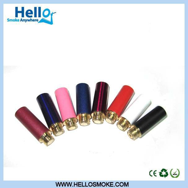 2013 colorati narghilé di sigaretta elettronica 510 atomizzatore