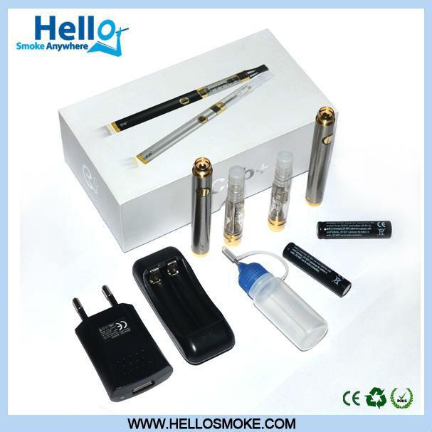 Yeni sağlık ürün e-sigara ile Ecig çin toptan