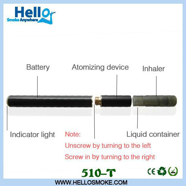hottest 2013 510 bateria com preço de fábrica