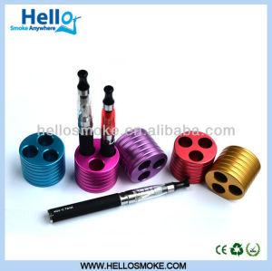 Nuevos accesorios! Colorido ego de la batería de pie para pilas y baterías ego