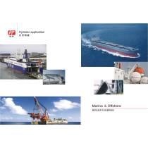 ship davit hydraulic cylinder