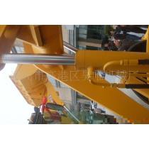 Shipbuilding crane hydraulic cylinder