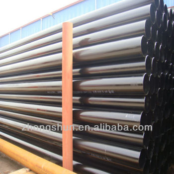 ERW Black Steel Pipes ASTM A53 GR.A