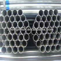 Galvanized steel pipe ASTMA53 GR.B