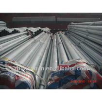 large diameter galvanized ERW steel pipe