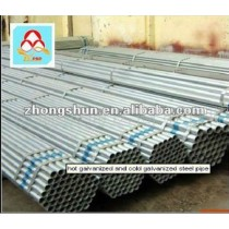 ASTM A53 galvanized steel pipe